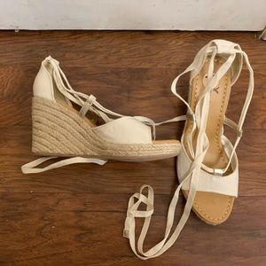 American Eagle Outfitters Espadrilles size 11